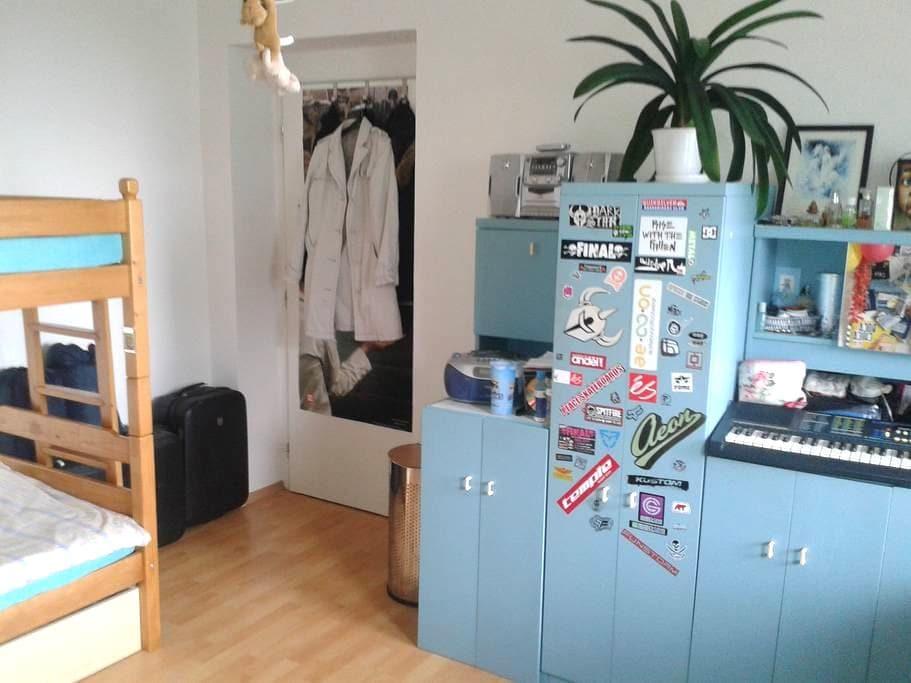 pokoj pro dva mladé lidi v Třeboni - Třeboň - Apartment