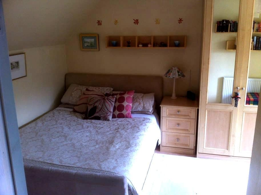 2.  1st Floor Room with Double Bed - Falkland - Casa