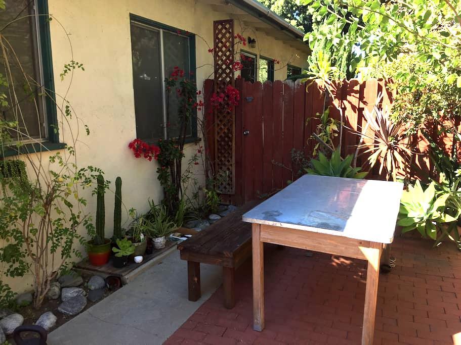 Mar Vista Garden Getaway - Los Angeles - House