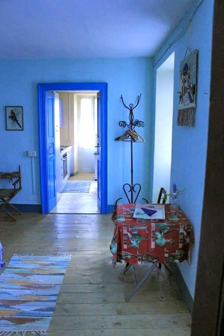 Appartamento sulle colline biellesi - Camandona (BI) - Leilighet