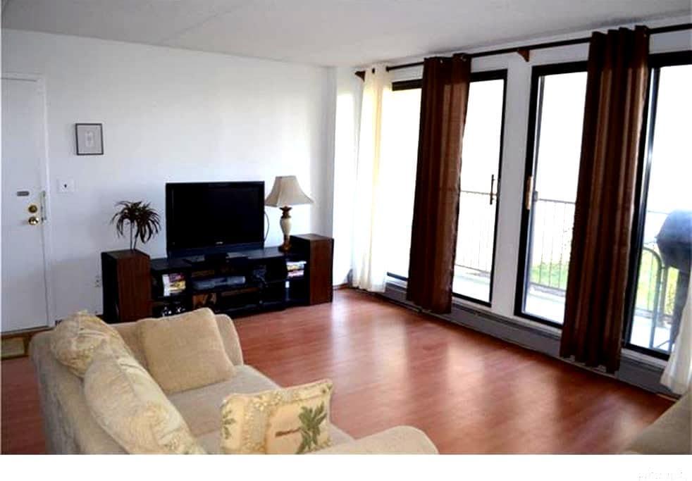 1 Bedroom condo in a quiet building - Peekskill - Lyxvåning