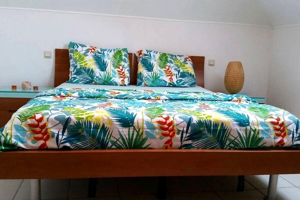 Chambre privée dans logement (1-2p) - Aspelt - Appartement
