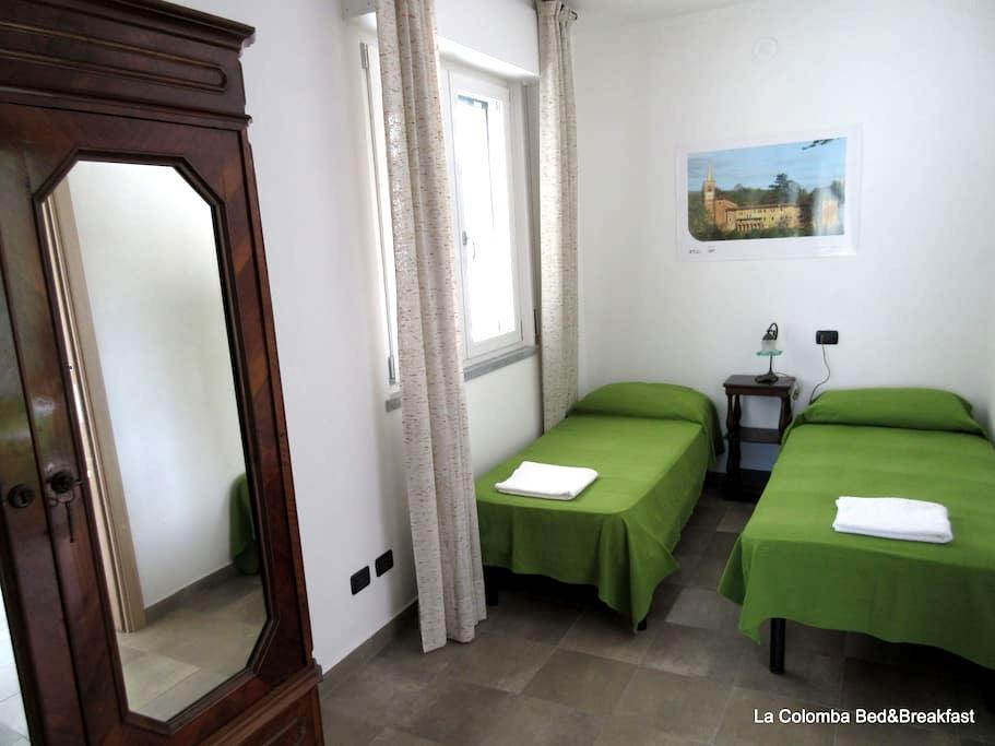 Camera 1 letto,  Lago Maggiore - Sesto Calende - Bed & Breakfast