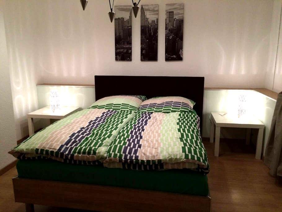 3 ZKB Fewo Lampertheim Ca. 73 qm - Lampertheim - Appartement