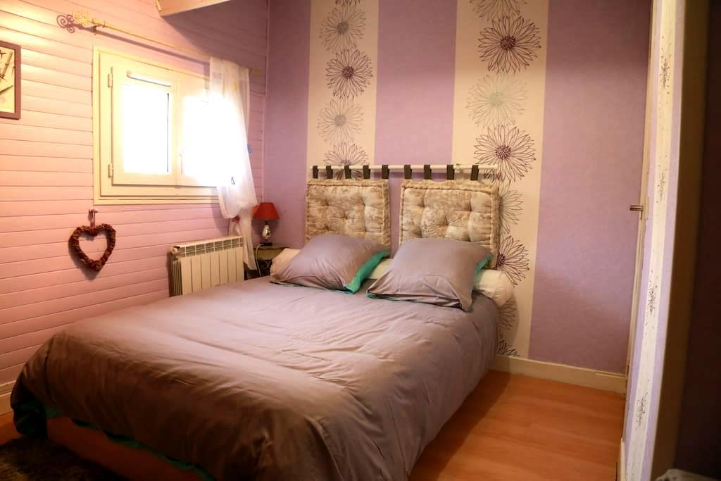 Chambre chez l'habitant - ravel - Casa