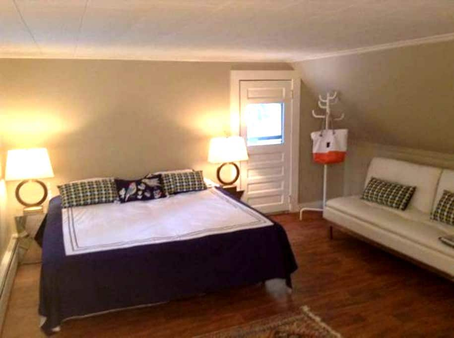 Awesome Modern Studio apartment in Antique house - Moultonborough