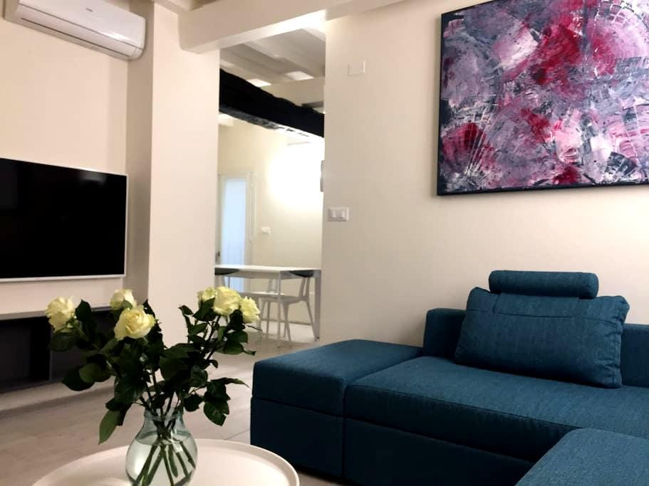 Suite apartment full comfort downtown Modena - Modena - Byt