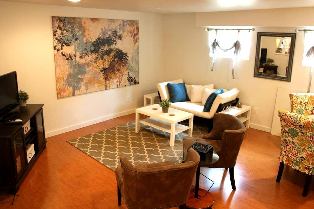 North Seattle Charmer - Seattle - Lägenhet