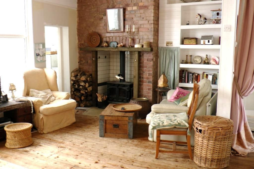 Beautiful single room by the sea - Paignton - Haus