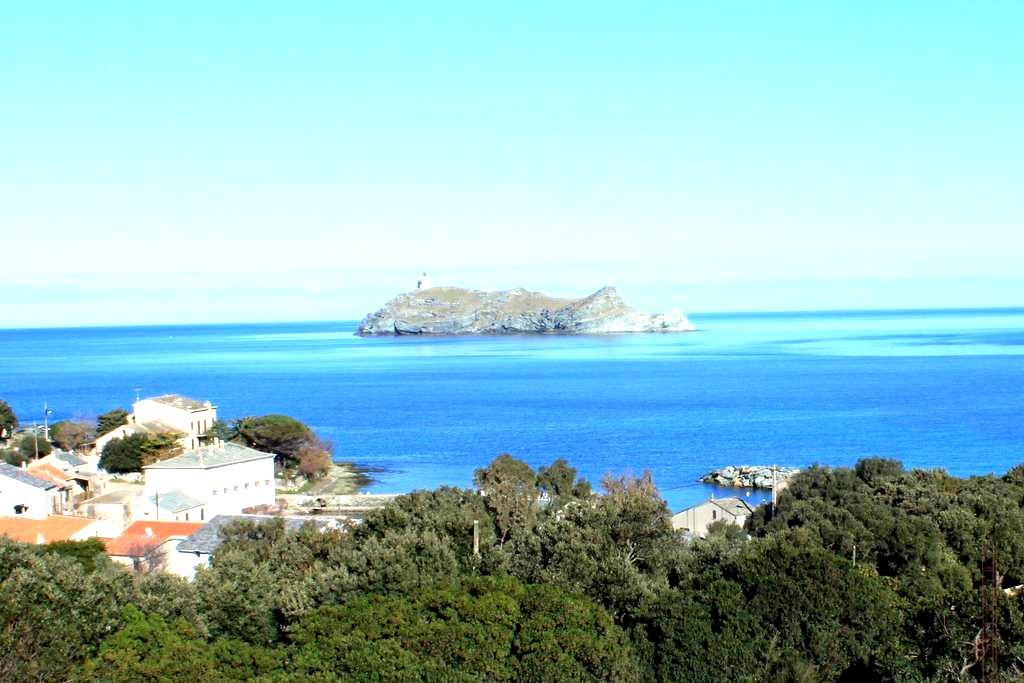 Location à Barcaggio, pointe du Cap - Ersa