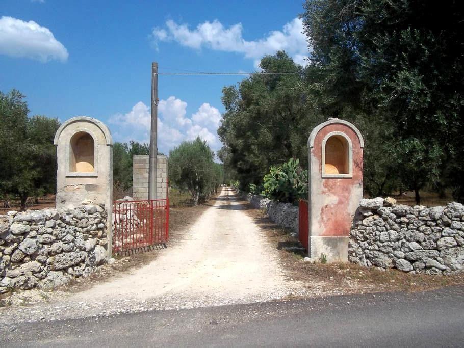"""Casa rurale in Masseria """"Noha"""" - Castri di Lecce"""