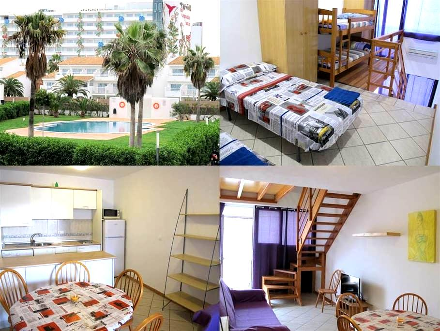 Flat for 4-6p. next to Ushuaia Ibiza beach club - Ίμπιζα