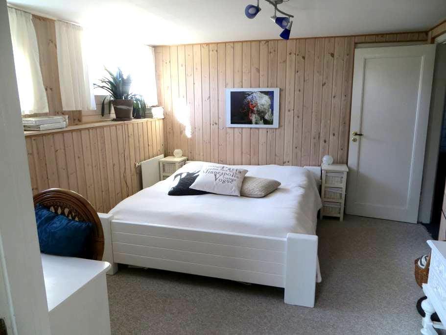 Charming room in Aarhus N - Aarhus N - Casa