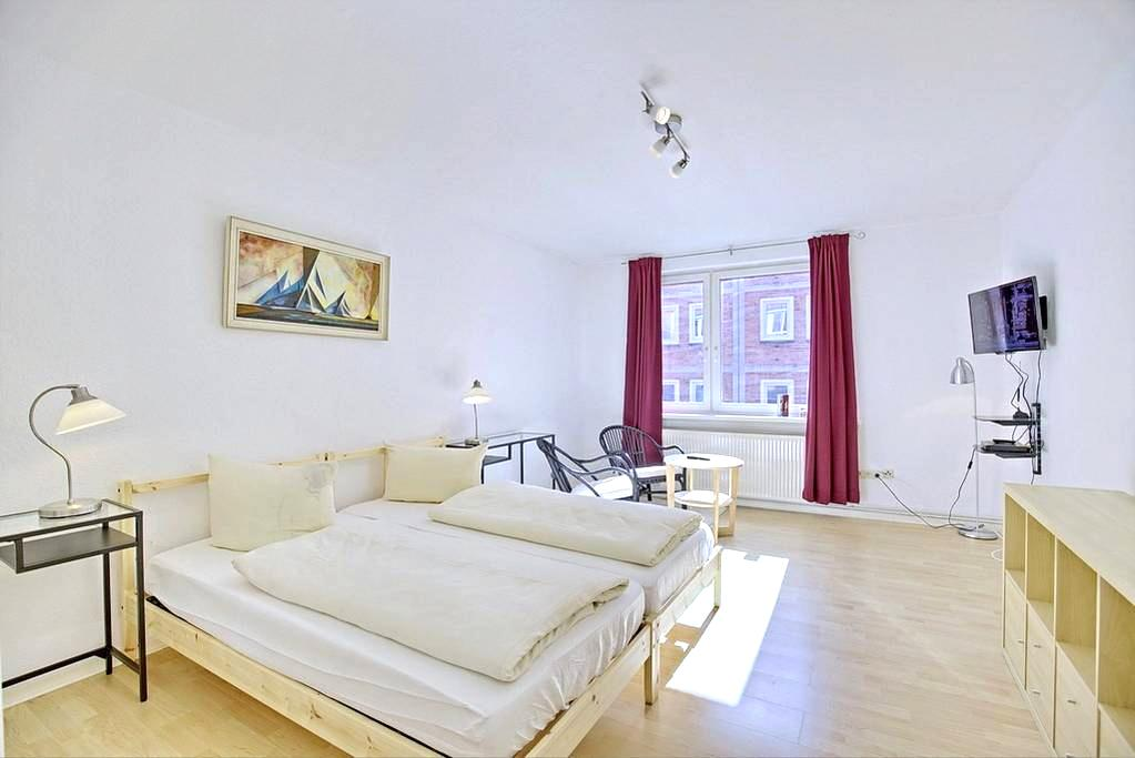 Ferienwohnung in der Mengstraße - Lübeck - Apartamento