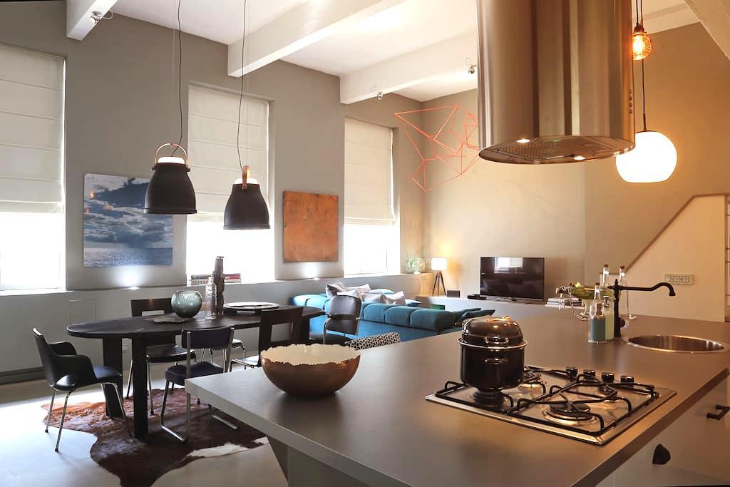 Mer du Midi loft- North Sea design - Anderlecht - Loft