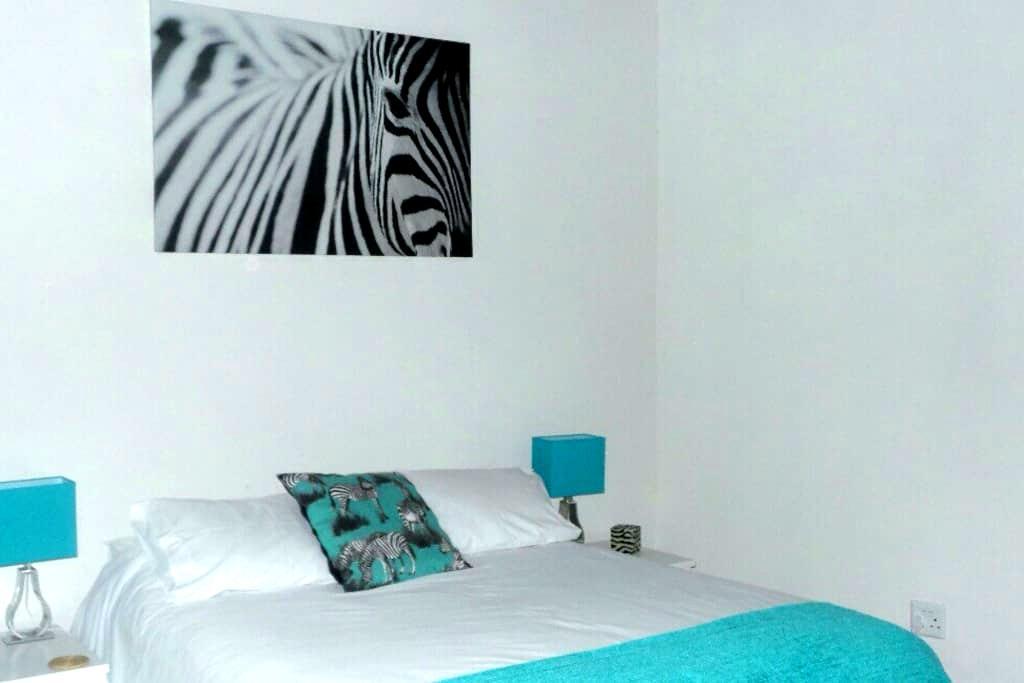 Zebra Room - Marloth Park - Casa