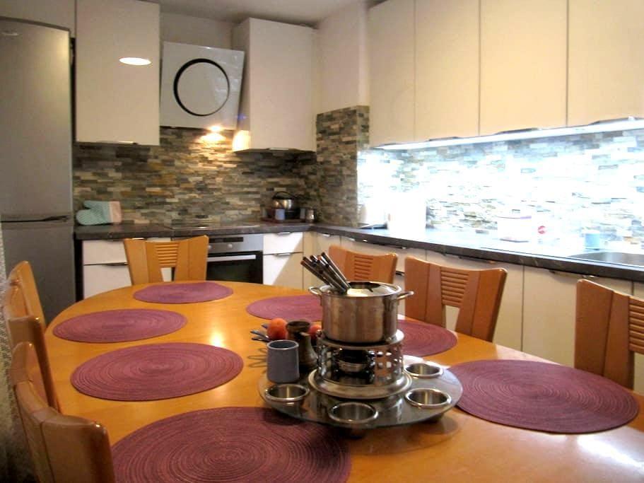 Apartma Rožica apartments and rooms - Idrija - B&B