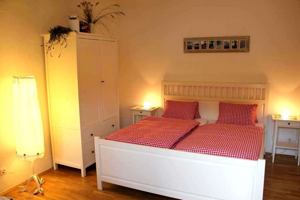 Romantic room close to Vienna for up to 4 persons - Gänserndorf - 게스트하우스
