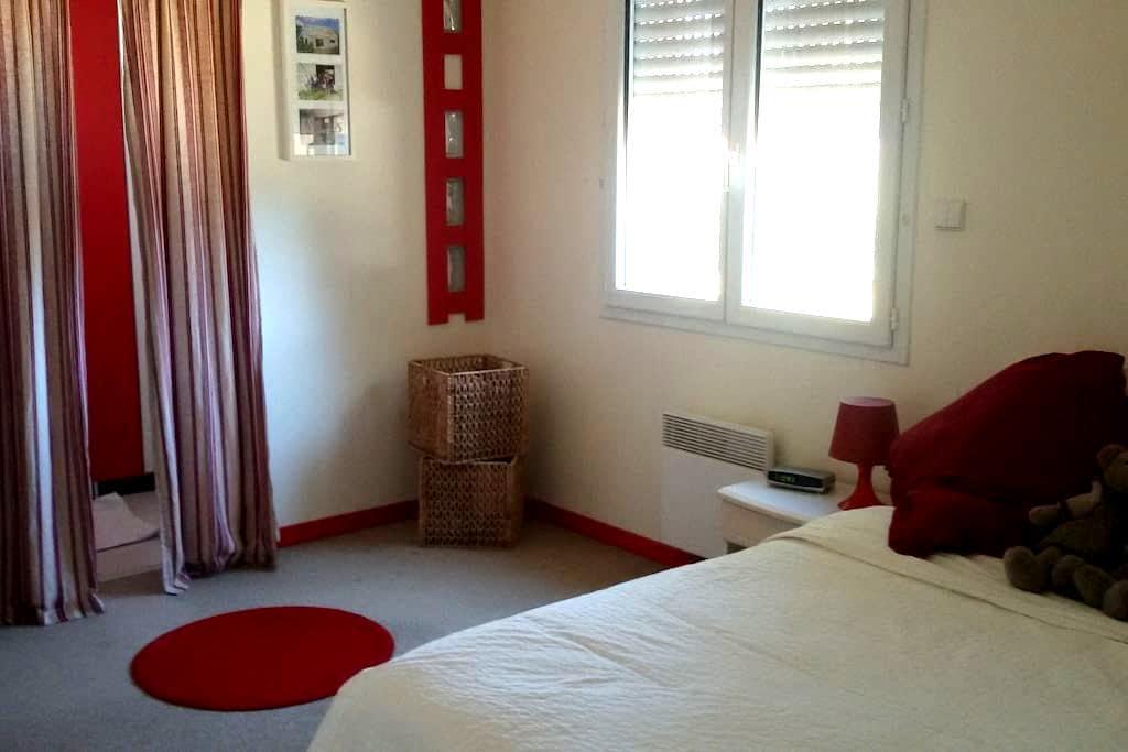 Chambre au calme  idéalement située - Pontchâteau - Talo