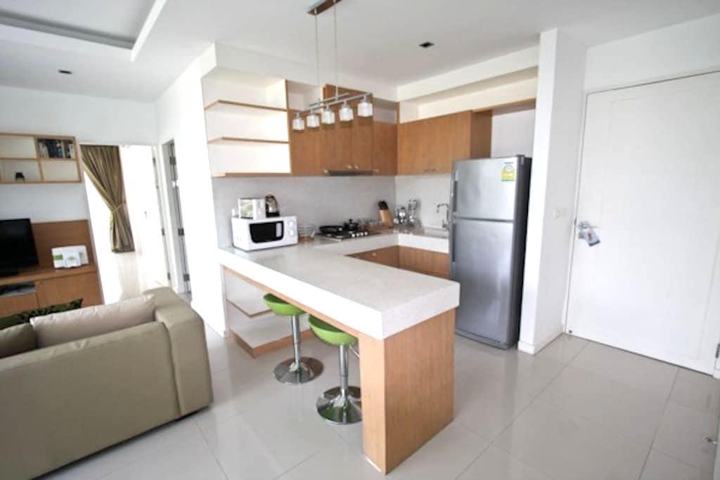 1 Bedroom Hillside Apartment Kamala - Tambon Kammala - Appartement