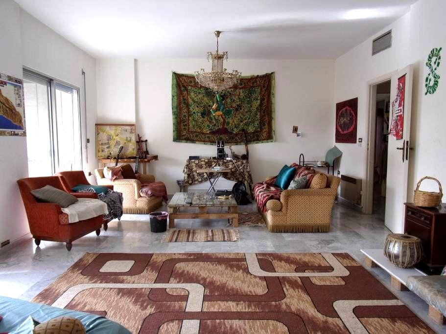 Big room in Mansouriye - Beirut - Huoneisto
