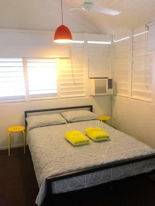 Cosy Cairns Central - Parramatta Park - Hus