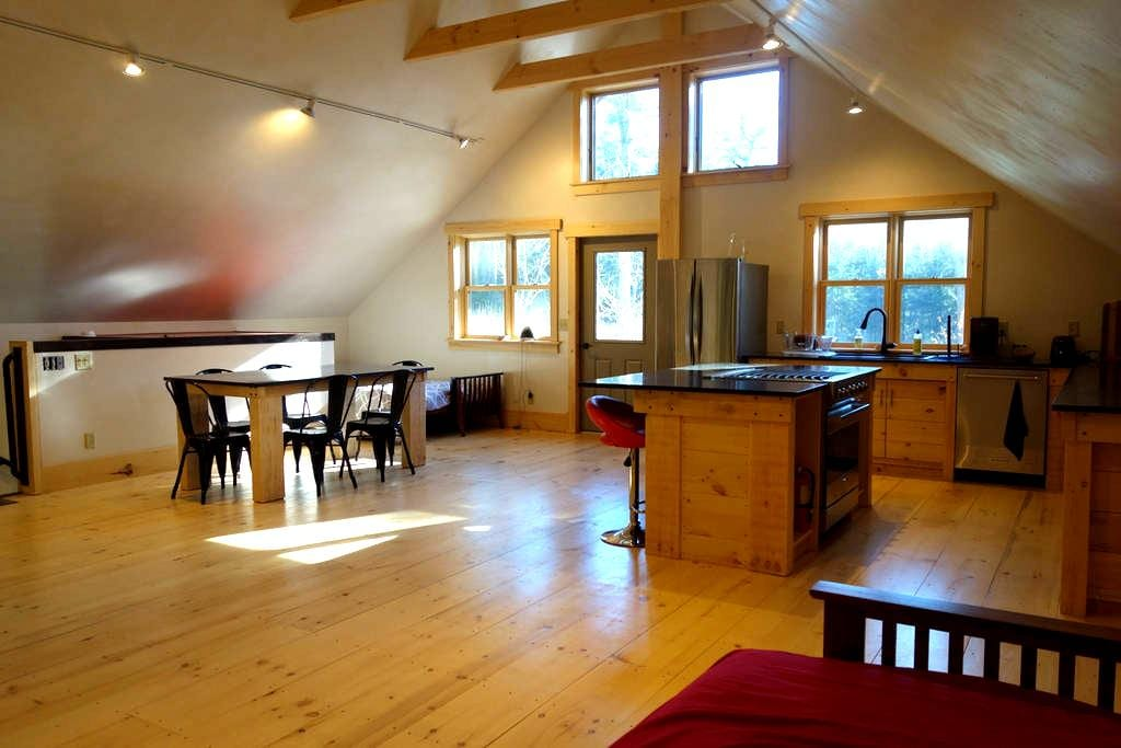Beautiful New Sunny Apartment on 20 Acres - Plainfield