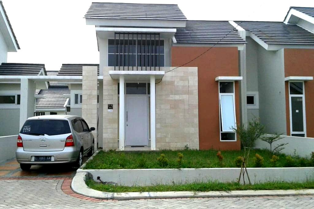 Vacation Home at Bogor District - Jonggol - House