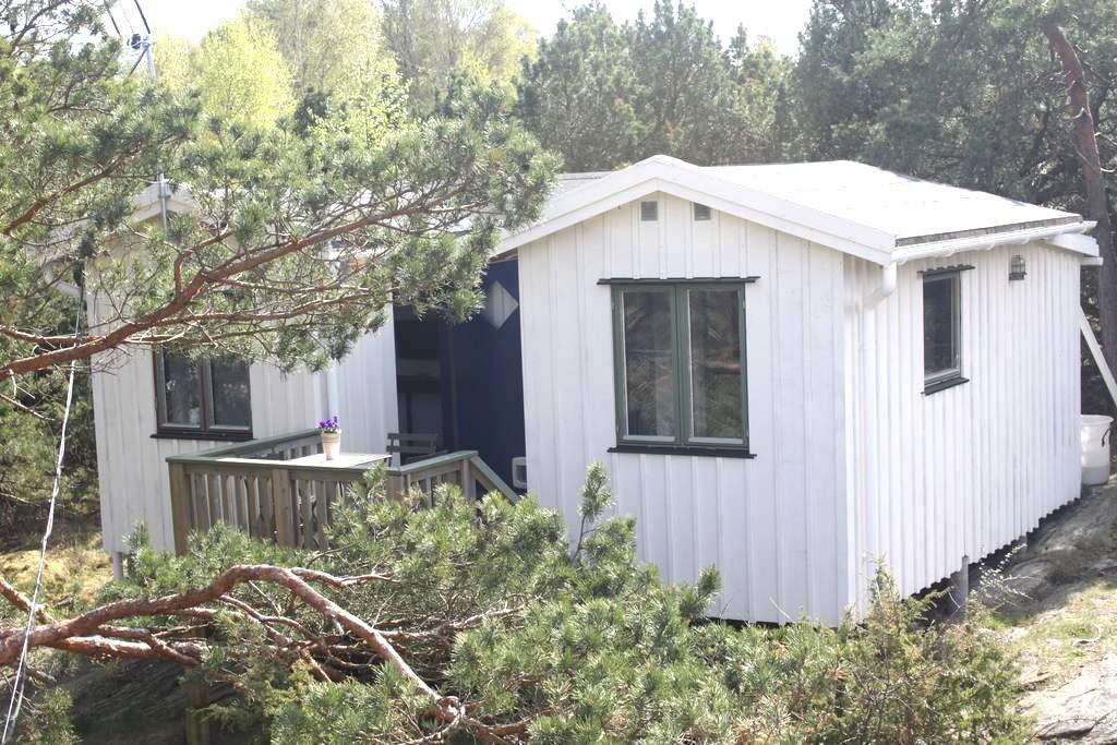 Stuga nära havet på svenska västkusten - Kungsbacka S - Cabin