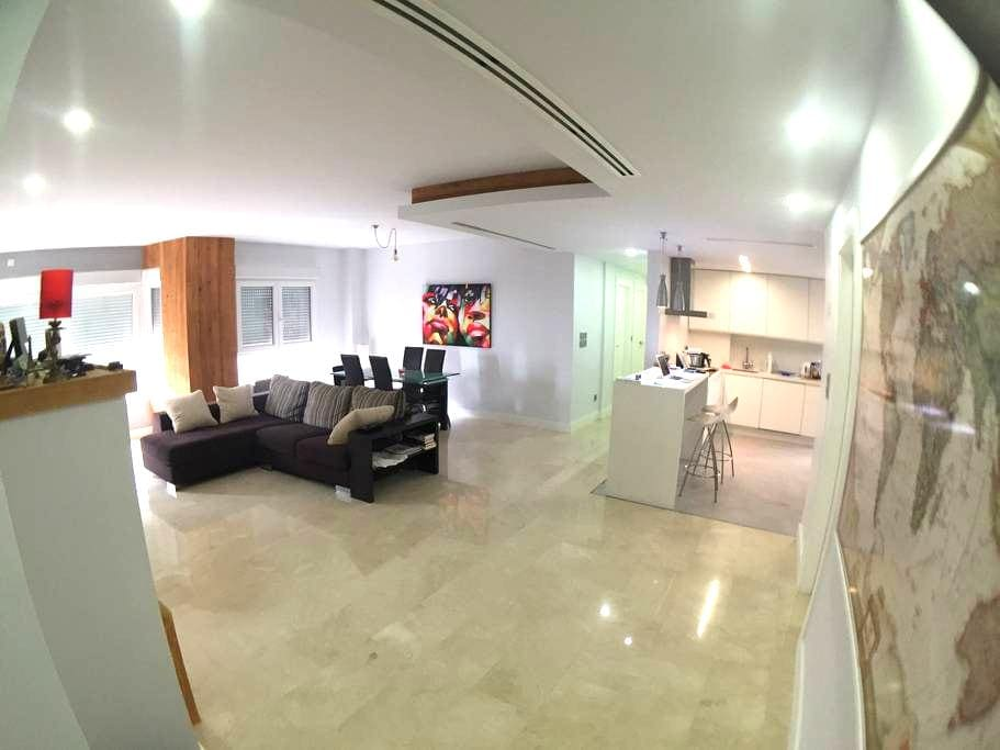 Lovely apartment in the city center (with parking) - Elx - アパート