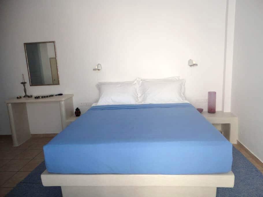 Calderimi studio for 2 in Fira. - Φηρά - Apartment