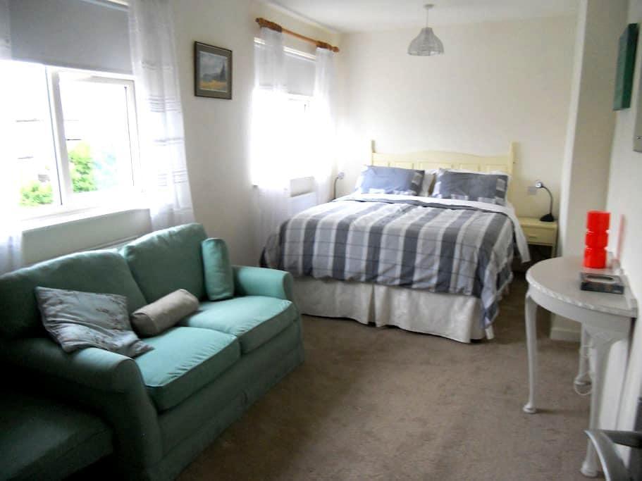 En-suite 5ft Bed BALLINTEER/DUNDRUM. FREE PARKING. - Dublin - Talo