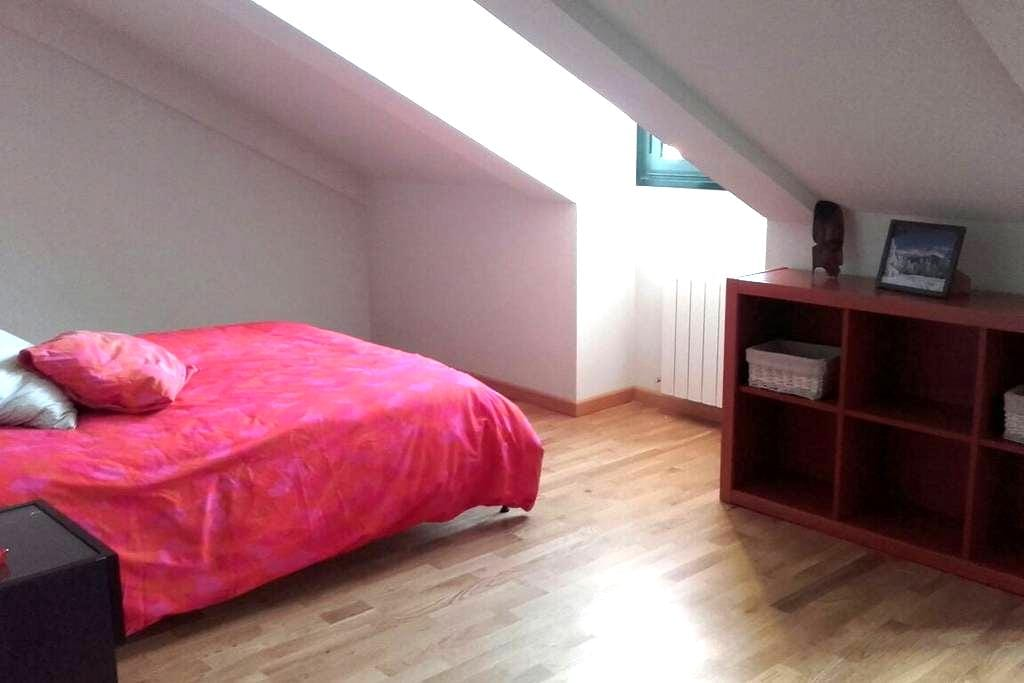 Estupendo Apartamento en La Granja. - La Granja de San Ildefonso - Pis