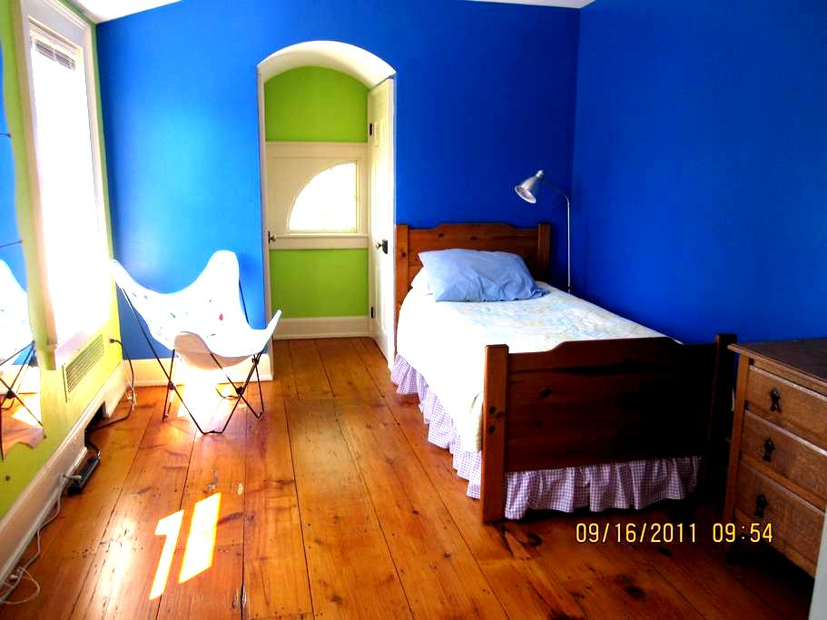 SmallRoom in HudsonValleyFarmhouse - Hopewell Junction - Σπίτι