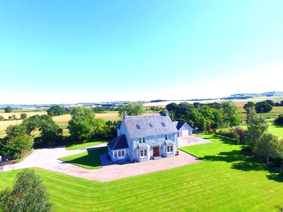 Large,beautiful country house 3 -    Inverurie - Rumah