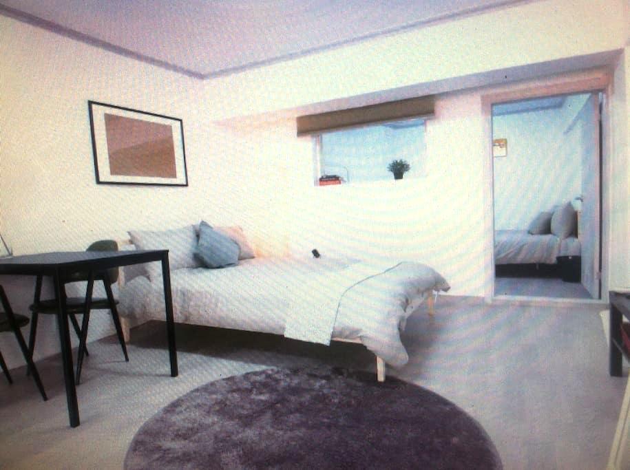 大阿狸 - yuxi - 公寓