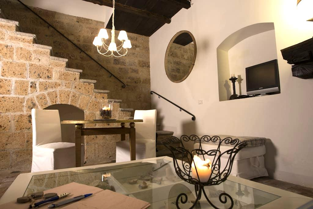 Case di Civita per 2 - Civita - Daire