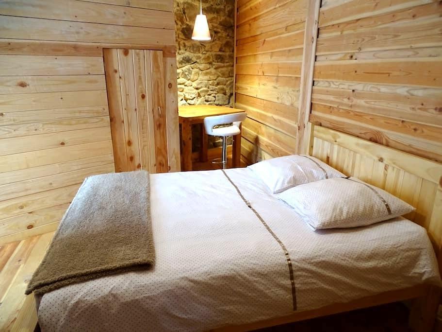 Chambre proche de la Dolce Via - Le Cheylard - 一軒家