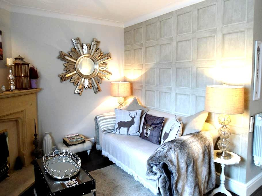 'Boutique' Chic in Chipping Campden - Chipping Campden - Leilighet