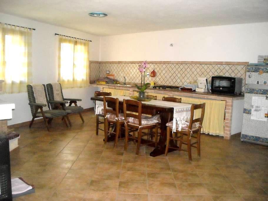 Graziosa casa vacanza - Nurachi - Huis