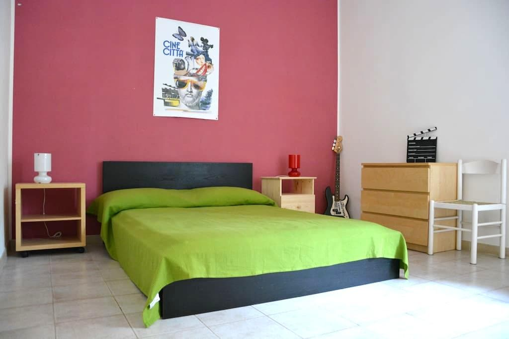 Double Private Room in Appio-Latino - Rom - Lägenhet