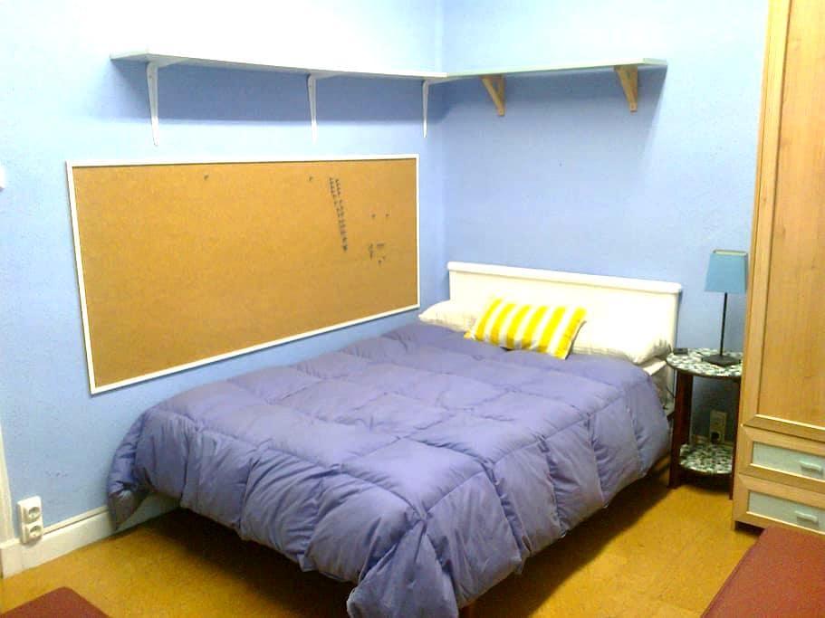 Habitación para 2 en Ensanche - Pamplona - Apartment