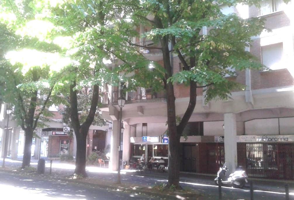 APPARTAMENTO LUMINOSO A DUE PASSI DAL CENTRO - Reggio Emilia - Apartamento