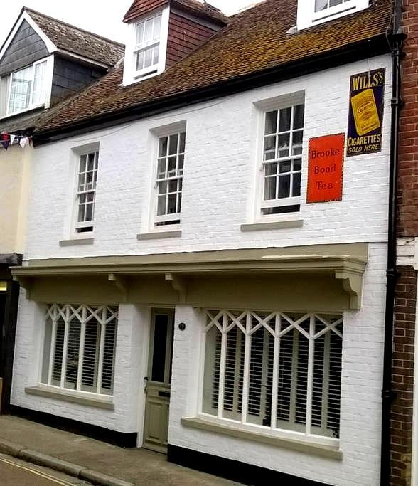 Luxury double bedroom(s), Old Town - Hastings - Hus