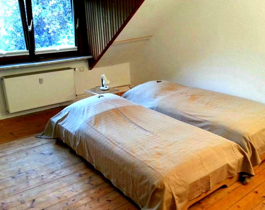 Große Wohnung mit Küche + Bad - Sundern (Sauerland)