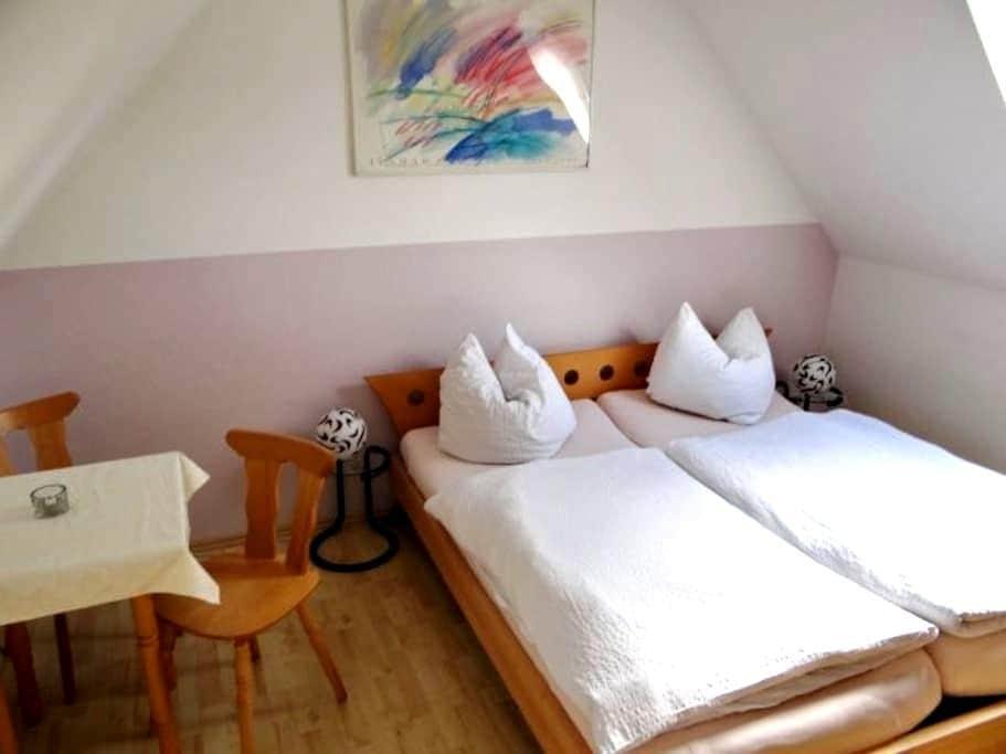 FeWo Anette mit kostenfreiem WLAN - Zirndorf - 公寓