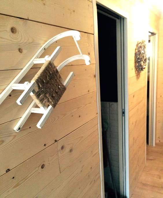 Charmant duplex familial proche des pistes - Serre Chevalier, La Salle-les-Alpes - Apartment