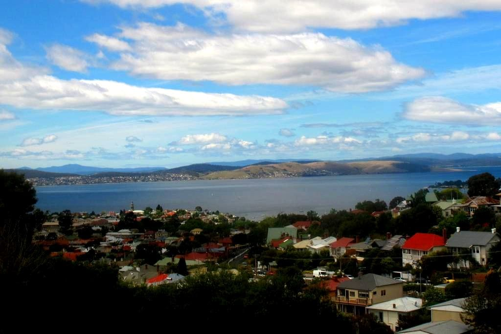 Studio apartment - West Hobart.   - West Hobart - Apartemen