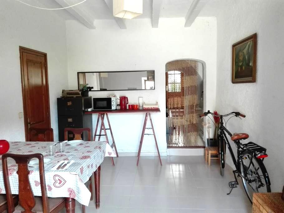 Calida habitacion doble privada en el Emporda - Vilaür - Дом