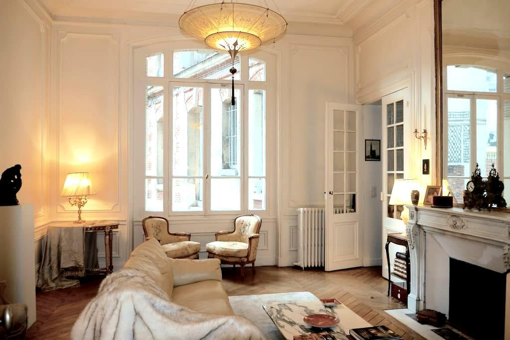 Prestigious & Central B&B - 100M2 - Paris - Bed & Breakfast